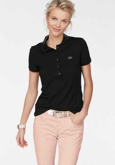 super popular bc85a b2469 Schwarze Damen Poloshirts online kaufen | OTTO