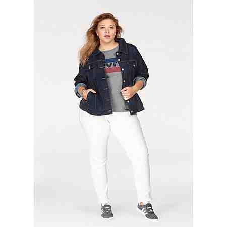 Ob kurz und luftig oder lang und warm: Hier  Sie verschiedenste Jacken in großen Größen für Damen.
