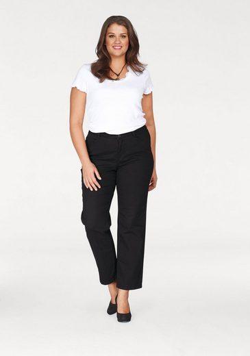 Elastischer »grace« jeans Mac Bund Stretch f0nOxZO