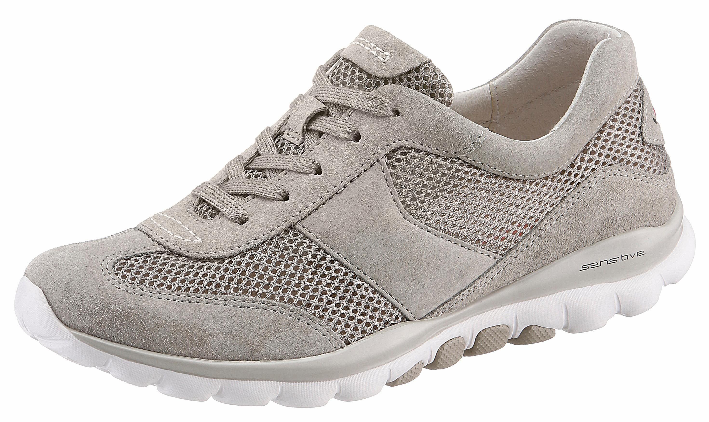 GABOR Sneaker grün Rolling Soft
