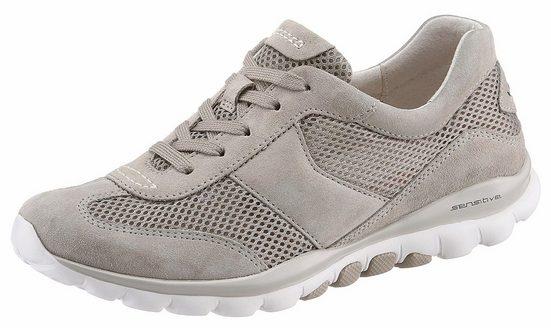 Gabor Rollingsoft Sneaker, mit Optifit-Wechselfußbett