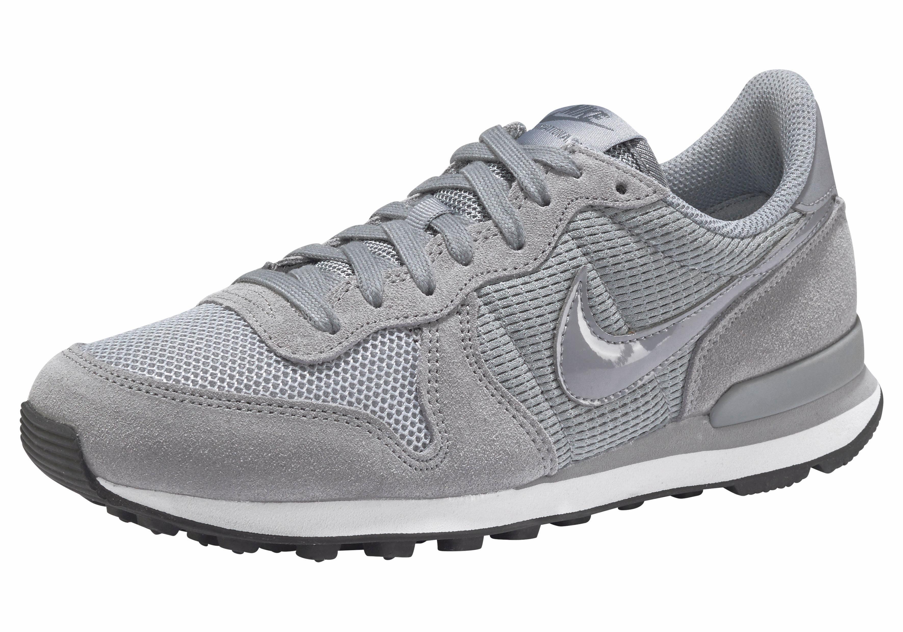 Nike Sportswear Wmns Internationalist Sneaker  grau
