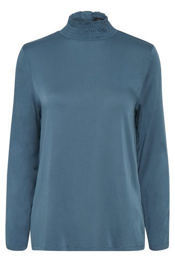 SOAKED IN LUXURY Rollkragenpullover Aline Blouse