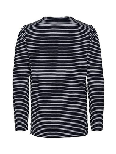 Jack & Jones Gestreiftes Sweatshirt