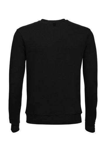 Playboy Sweatshirt mit Frontprint