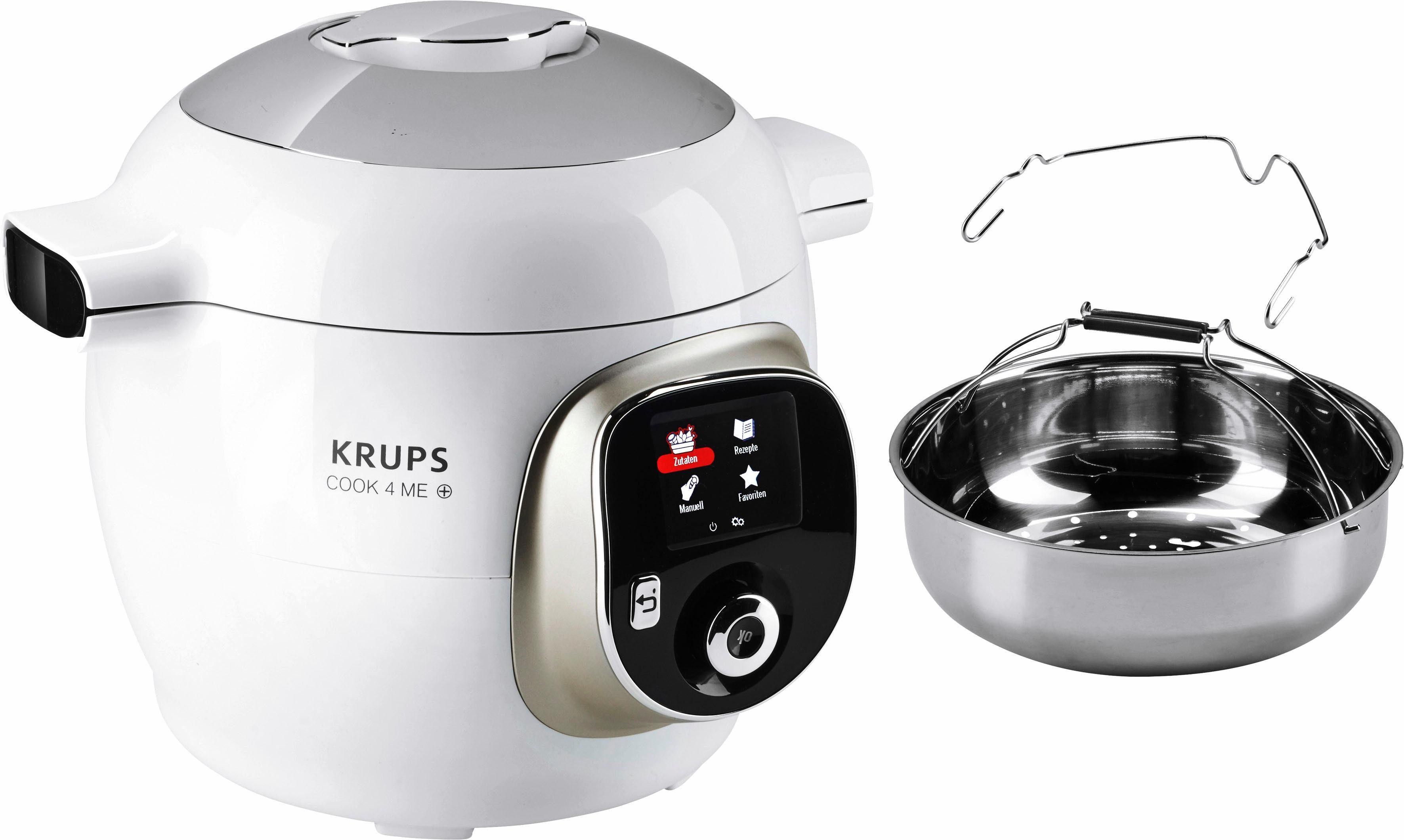 Krups Multikocher CZ7101 Cook 4 Me +