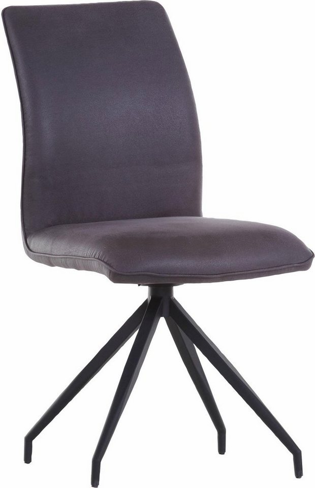 gutmann factory stuhl jolina im 2er set flexibel drehbar online kaufen otto. Black Bedroom Furniture Sets. Home Design Ideas