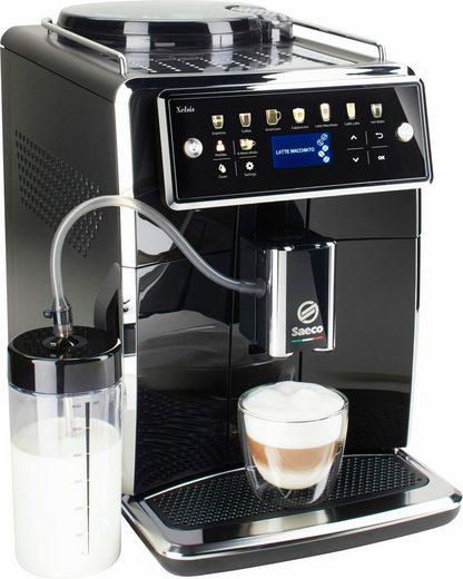Saeco Kaffeevollautomat SM7580/00 Xelsis, 12 Getränke, piano black