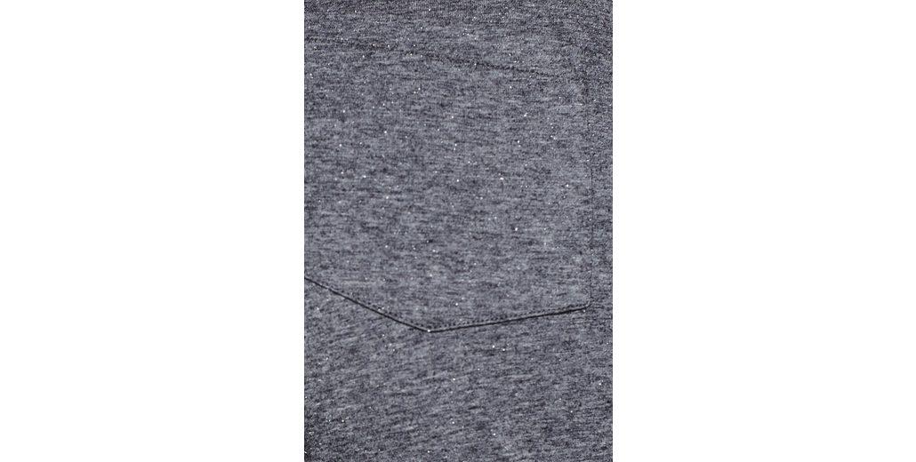 ESPRIT Lässige Jersey-Pants mit Glitzer-Effekt Nicekicks Online Amazon Verkauf Online Bester Großhandel gamYtq