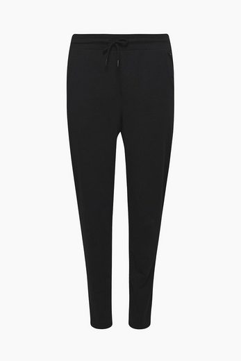 Esprit Jersey Pants In Cotton-stretch