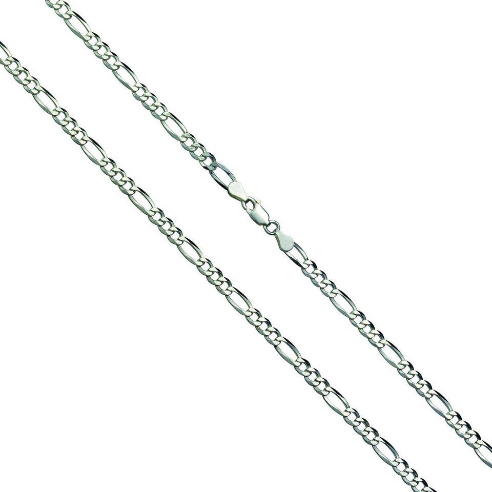 Firetti Kette »925-  Sterling Silber rhodiniert Figarokette« online ... f380075f37