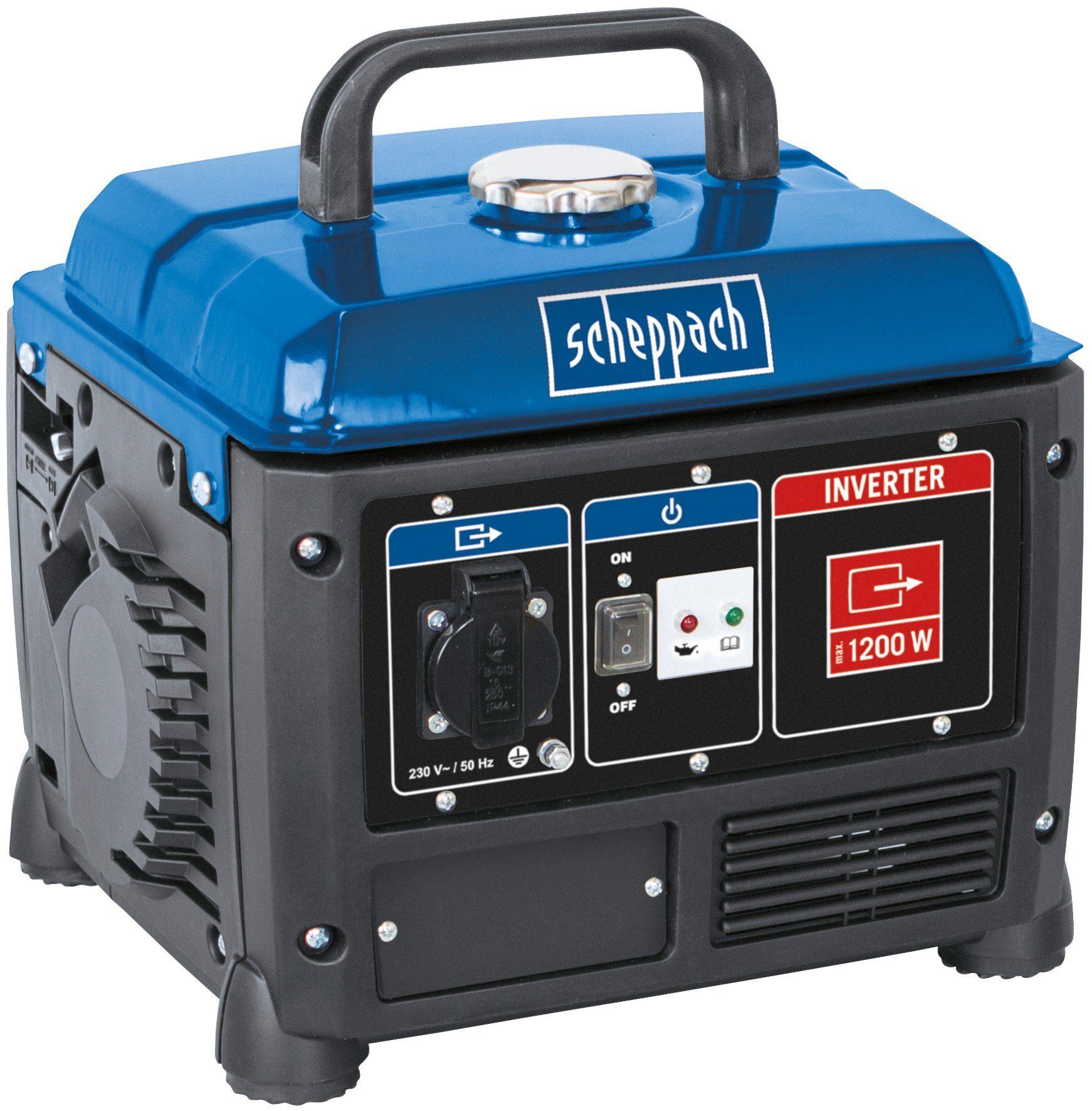 SCHEPPACH Stromerzeuger »SG1200«, 2,85 PS