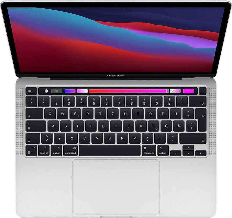 "Apple MacBook Pro 13"" mit Apple M1 Chip Notebook (33,78 cm/13,3 Zoll, Apple M1 Chip, 256 GB SSD)"