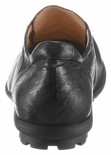 Think! Schnürschuh, mit dunkler Laufsohle