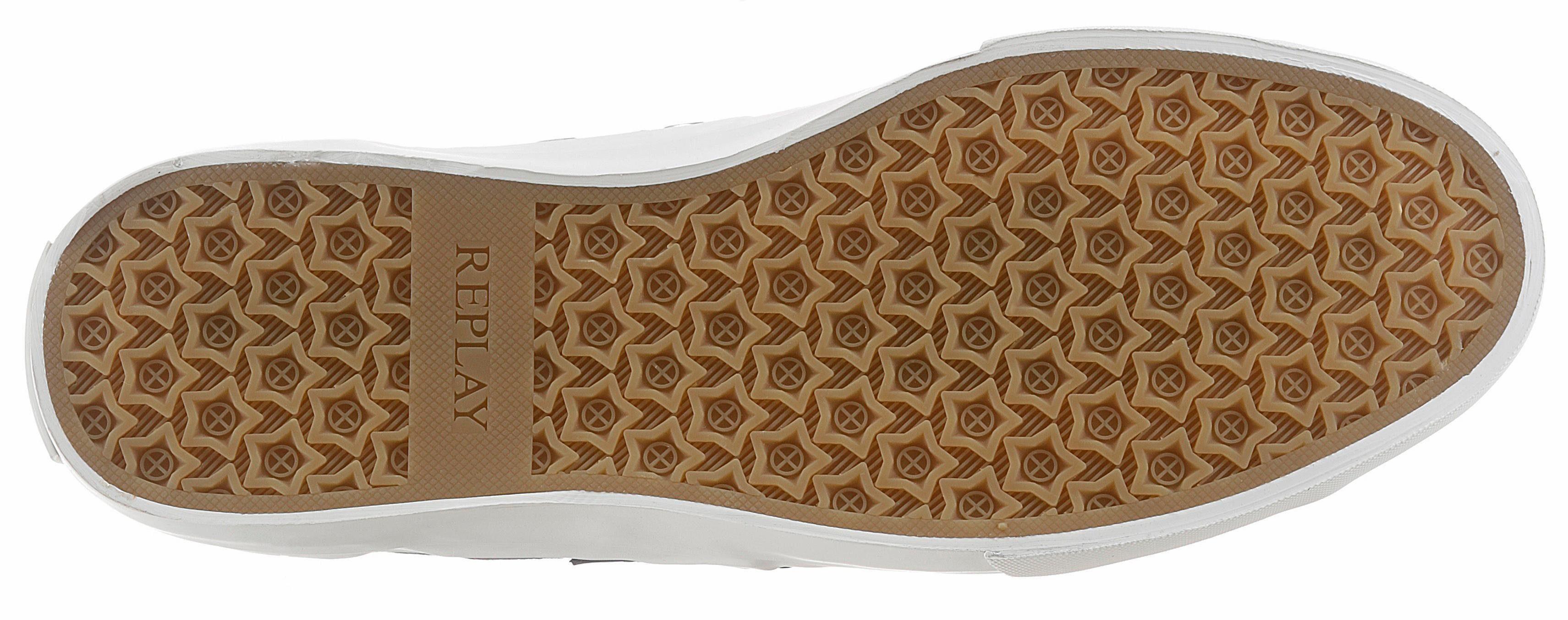 Im look Dunkelblau Kaufen used Sound Sneaker Replay nr 9946410622 Online Used Artikel qESvU
