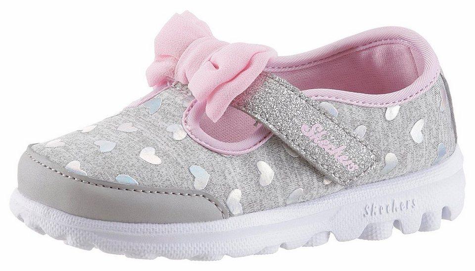 finest selection fd1a2 07a29 Skechers Kids »Go Walk Bitty Luke« Ballerina mit Memory-Form-Fit online  kaufen | OTTO