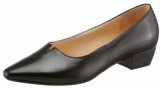 Gabor Pumps, With A Small Square Shape