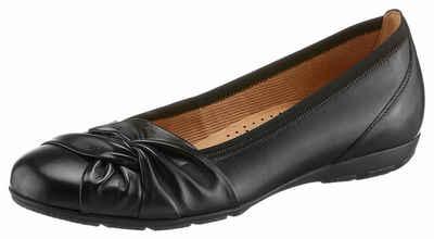 Gabor Ballerinas, Obermaterial: Glattleder online kaufen | OTTO