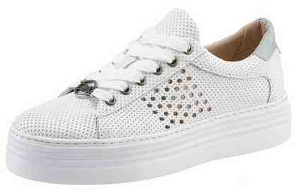 GUIDO MARIA KRETSCHMER Sneaker, mit angesagtem Lasercut