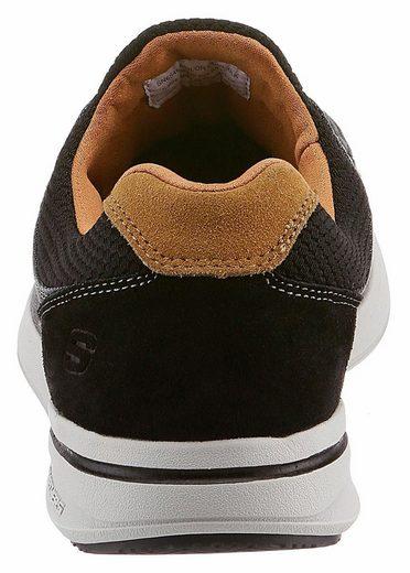 Mit Air Foam Sneaker »elent Memory mosen« Bequemem Skechers cooled OxqTtwX