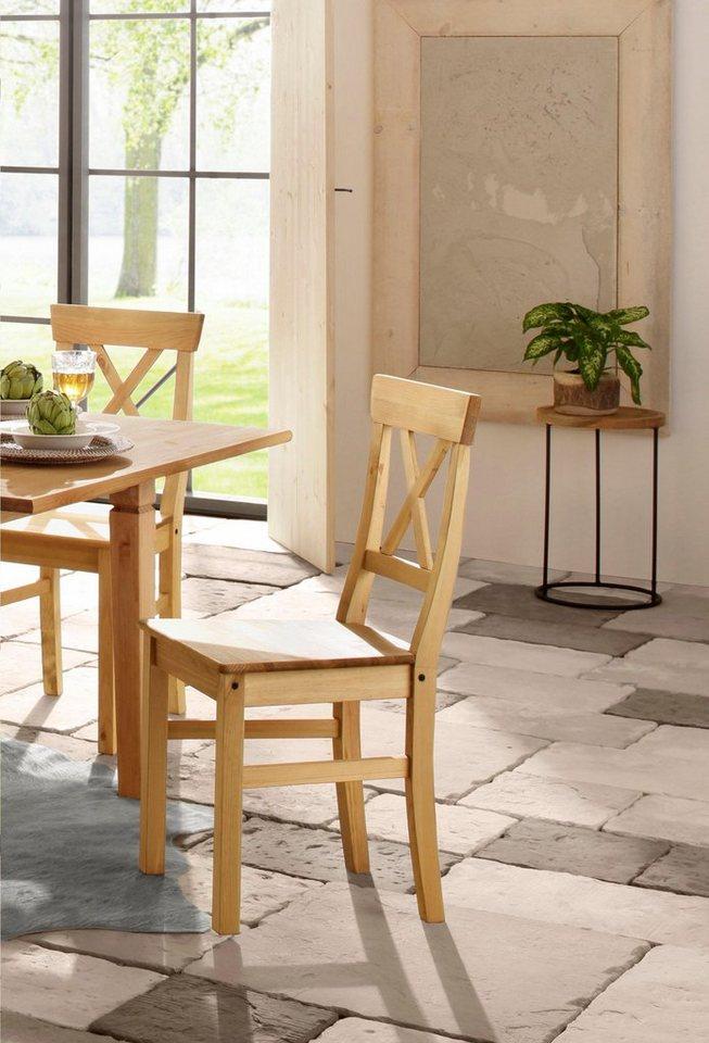 home affaire stuhl malaga wahlweise als 2er 4er 6er set erh ltlich online kaufen otto. Black Bedroom Furniture Sets. Home Design Ideas