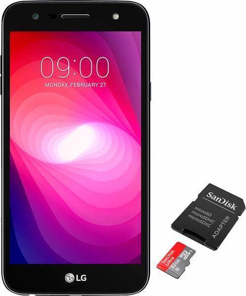 LG X power2 mit 32GB Speicherkarte Smartphone (14 cm/5,5 Zoll, 16 GB Speicherplatz, 13 MP Kamera)