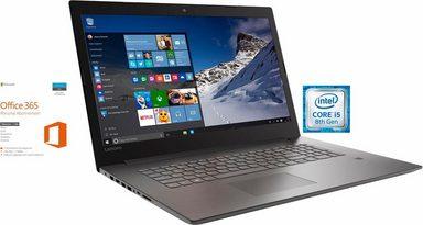 "Lenovo 320-17IKBR, 81BJ0021GE inkl. Office 365, 17,3"" Notebook, Intel® Core™ i5, 43,9 cm (17,3 Zoll)"