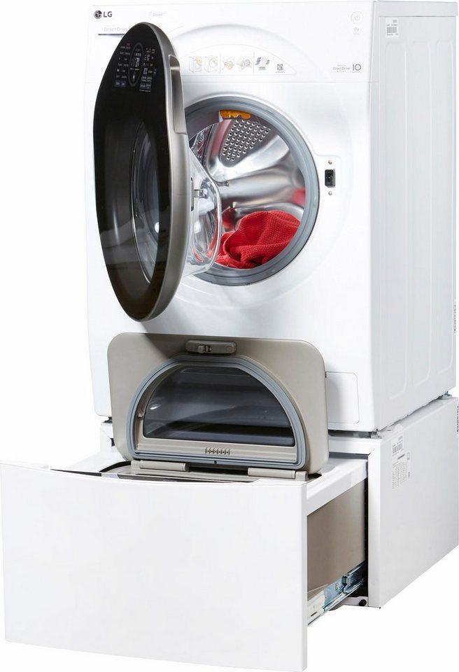 lg waschmaschine f 4wm 9twin 9 kg 1400 u min twinwash online kaufen otto. Black Bedroom Furniture Sets. Home Design Ideas
