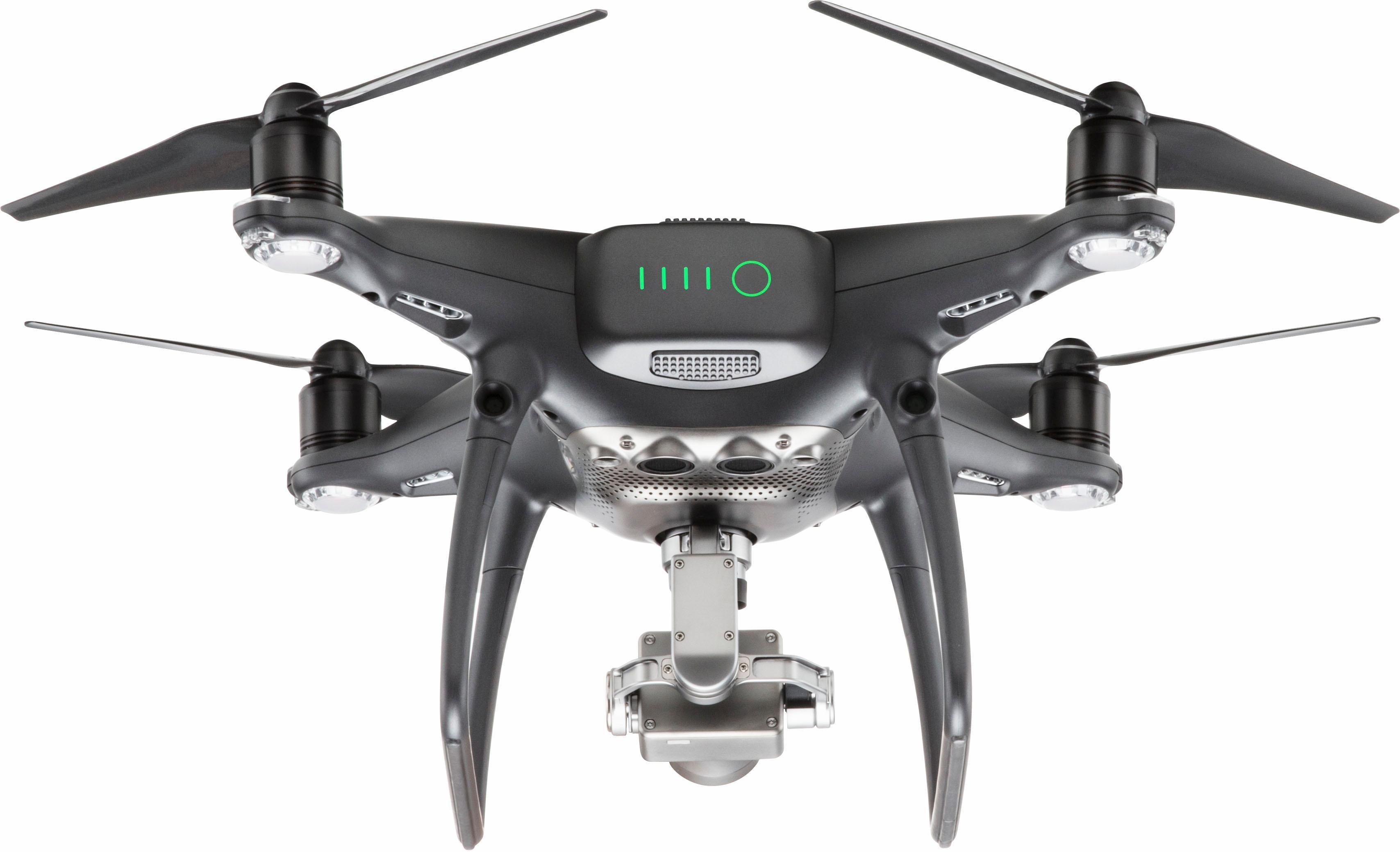 Phantom 4 PRO+ Obsidian 4K (Ultra-HD), GPS