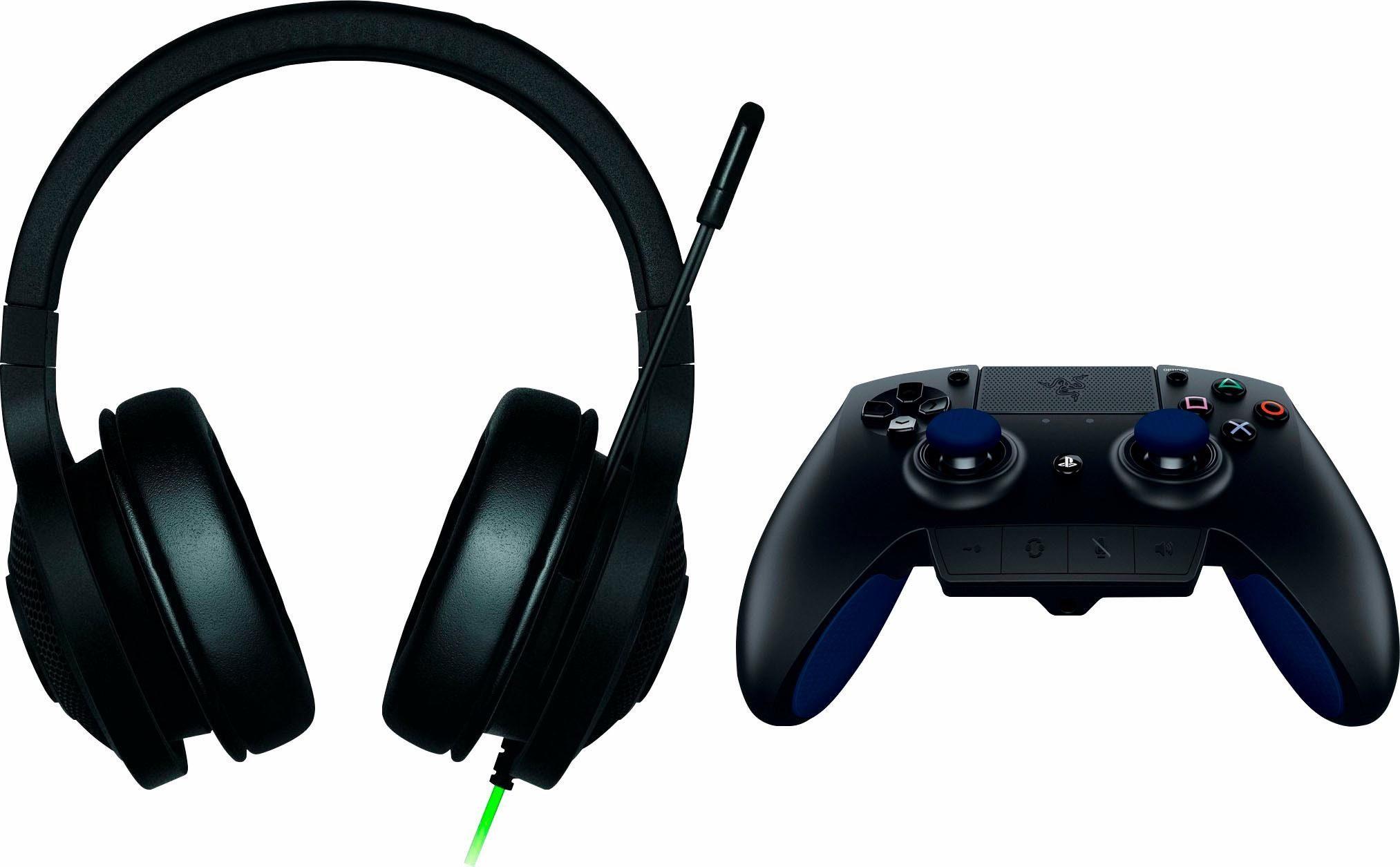RAZER Raiju Bundle Controller + Headset