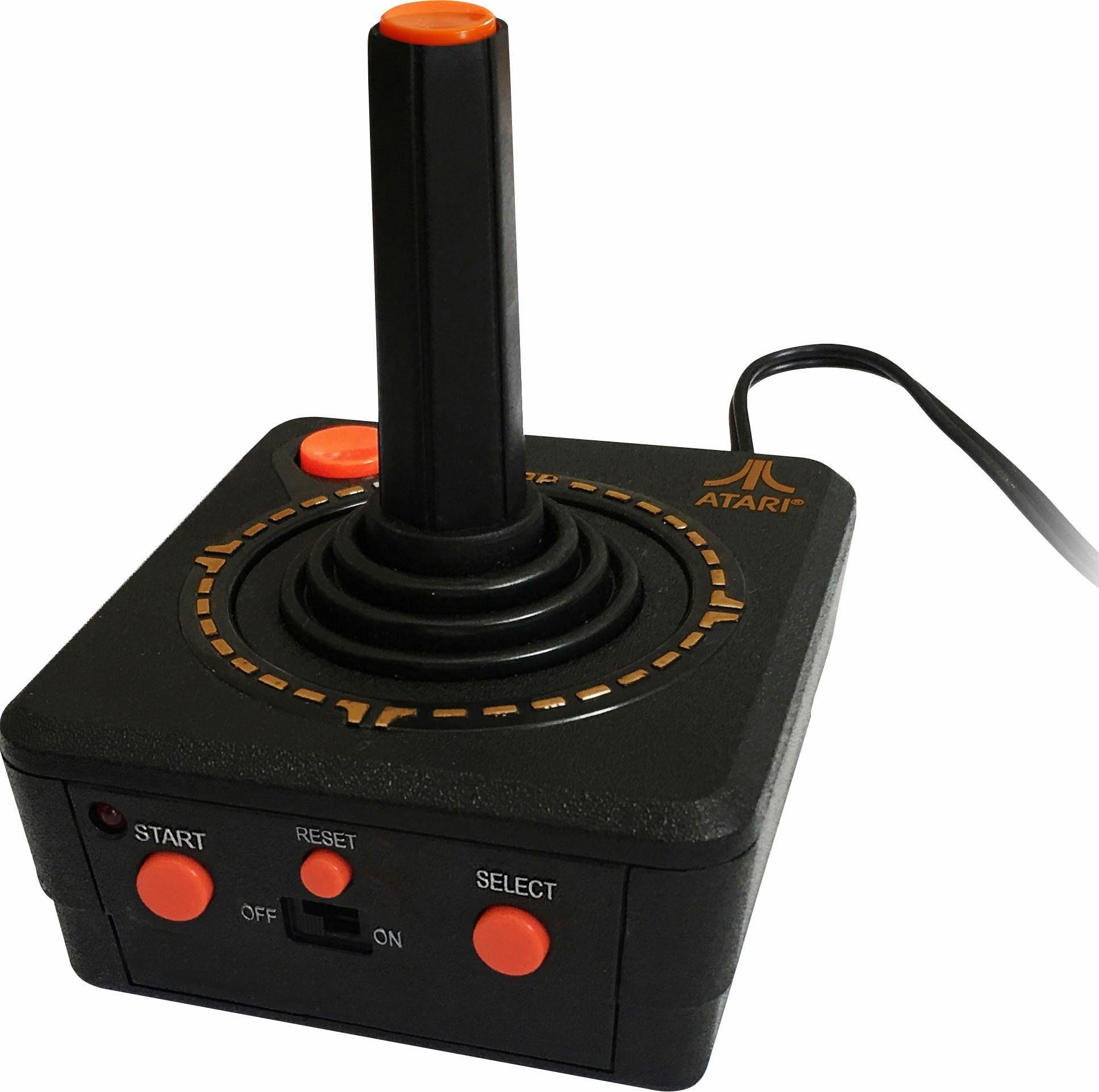 ATARI Retro Plug & Play TV Joystick Controller