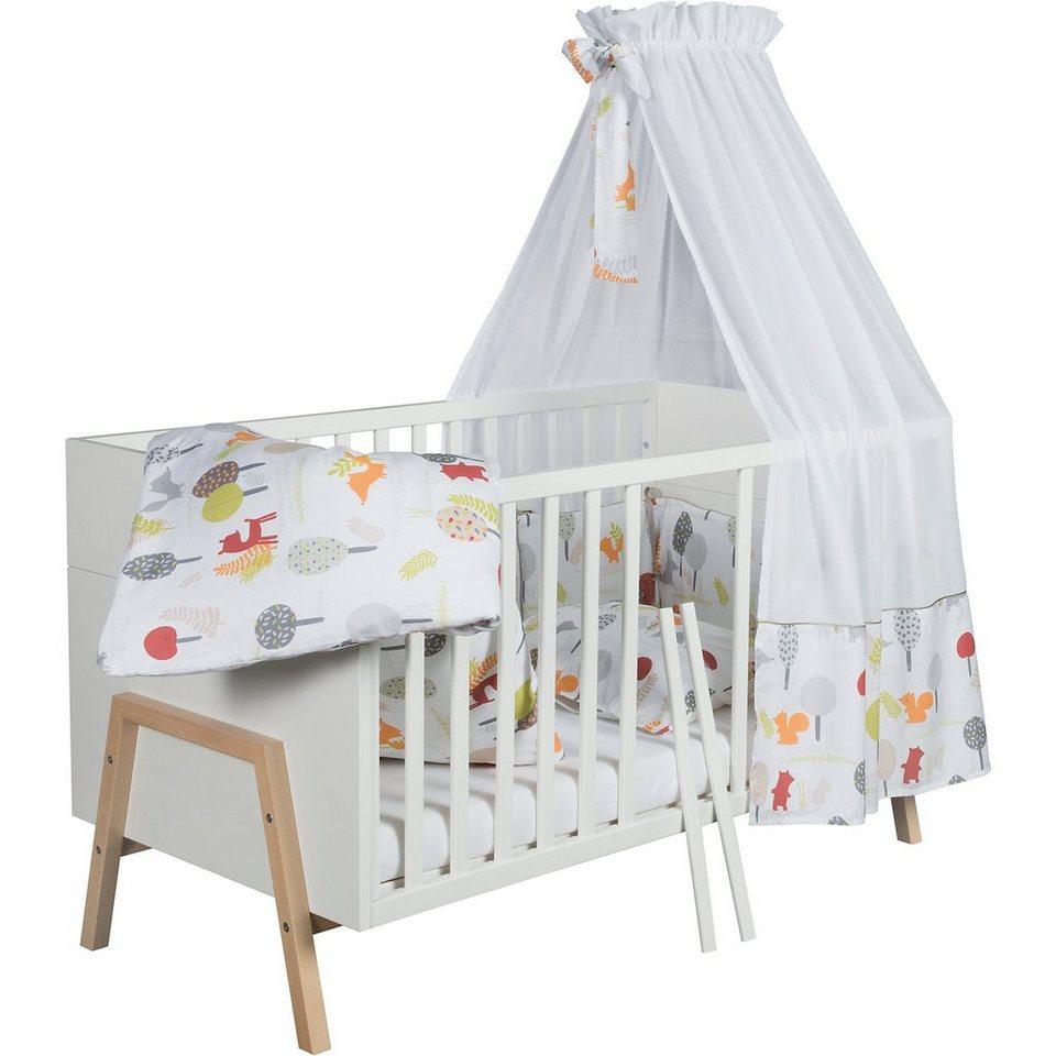 schardt kinderbett holly nature 70x140 cm wei altmm hlbuche online kaufen otto. Black Bedroom Furniture Sets. Home Design Ideas