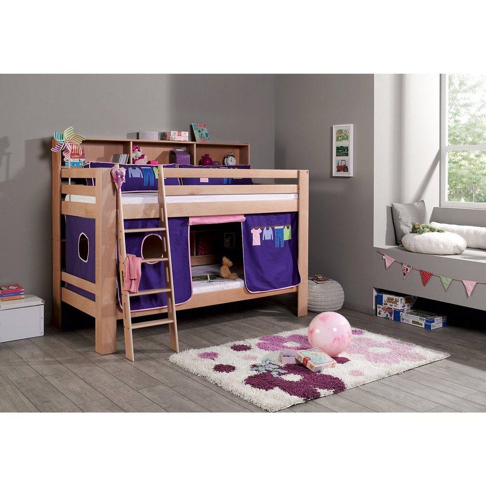 relita vorhangset f r spielbett inkl hakenband magnum beni und j online kaufen otto. Black Bedroom Furniture Sets. Home Design Ideas