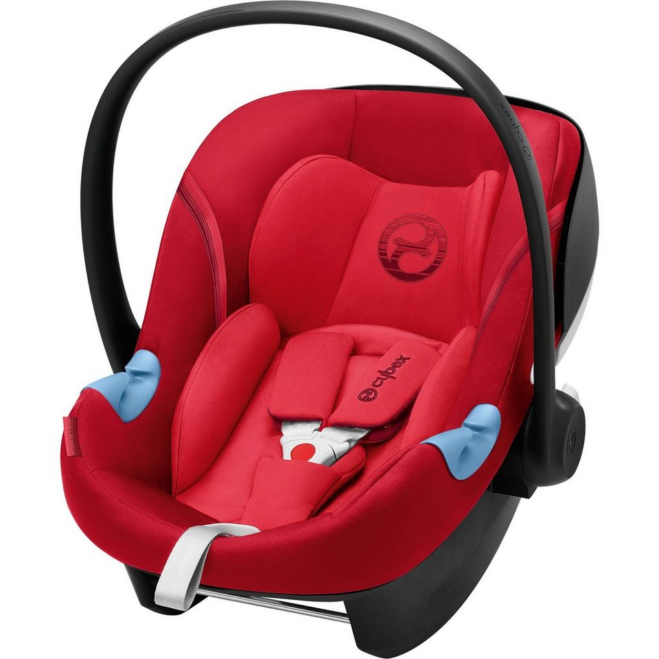 cybex babyschale aton m i size rebel red red 2018 online. Black Bedroom Furniture Sets. Home Design Ideas