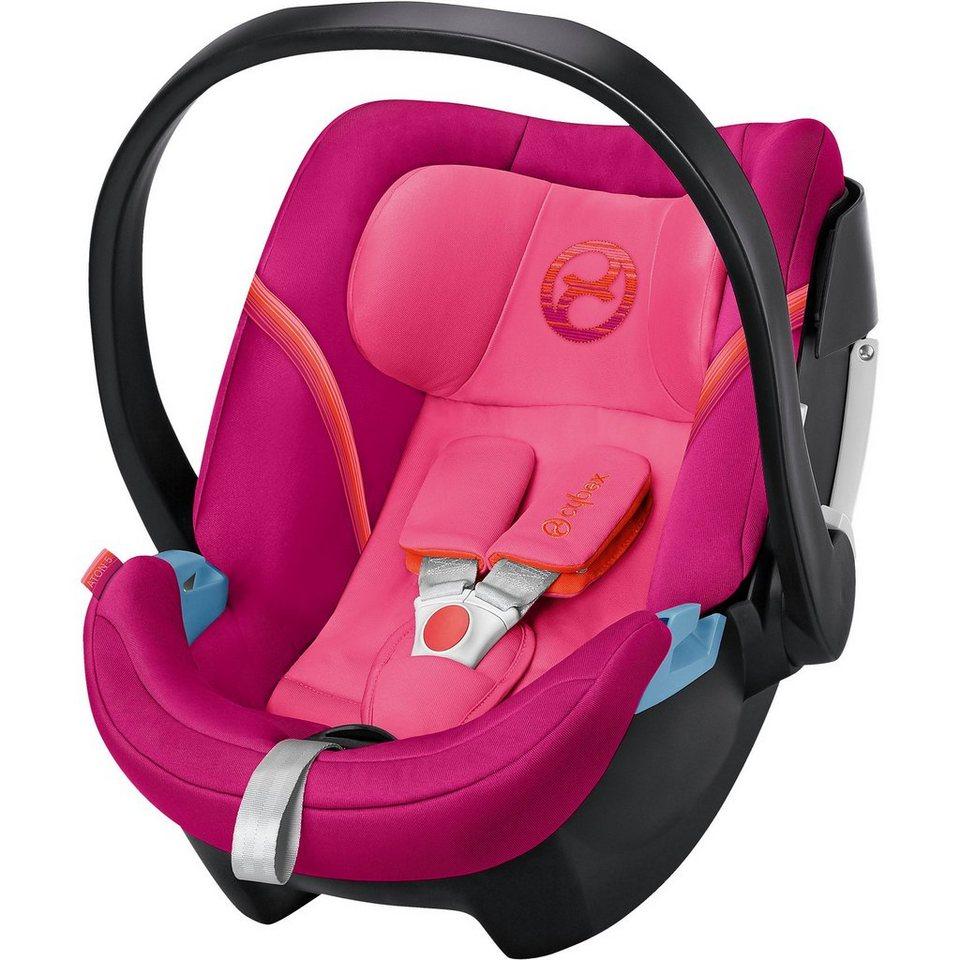 cybex babyschale aton 5 passion pink purple 2018 otto. Black Bedroom Furniture Sets. Home Design Ideas