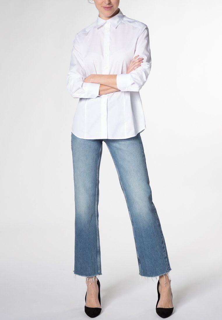 Heine B.C Bluse Shirt Gr 34 bis 40 Taupe Vokuhila NEU 086