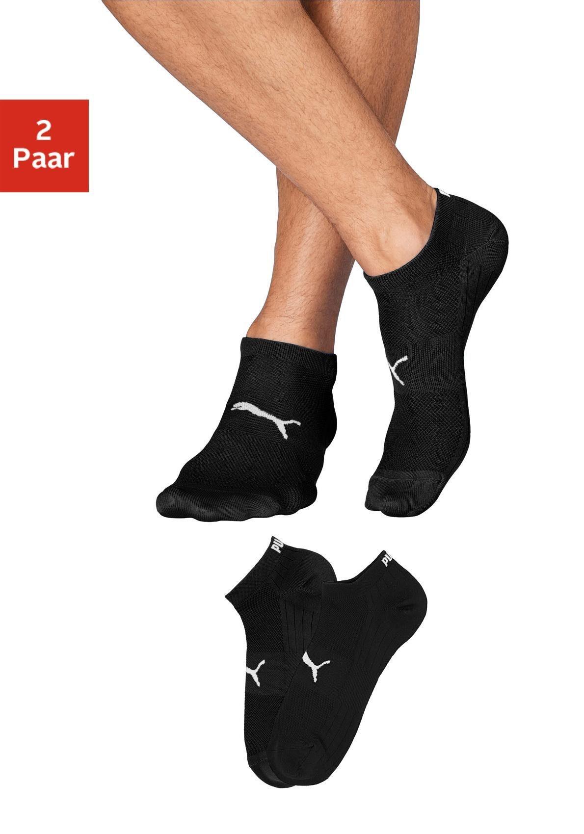 PUMA Sneakersocken (2 Paar) mit Netzstoff-Einsätzen online kaufen   OTTO