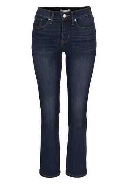 Levi's® Bootcut-Jeans »315 Shaping Bootcut«, Saum leicht ausgestellt