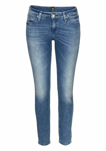 Lee® Stretch-Jeans, >>Scarlett<< mit Vintage-Details