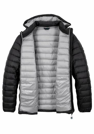 Polarino Steppjacke, warm wattiert