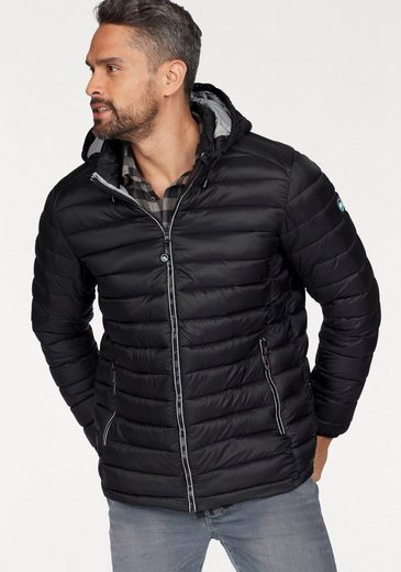 Polarino Steppjacke warm wattiert