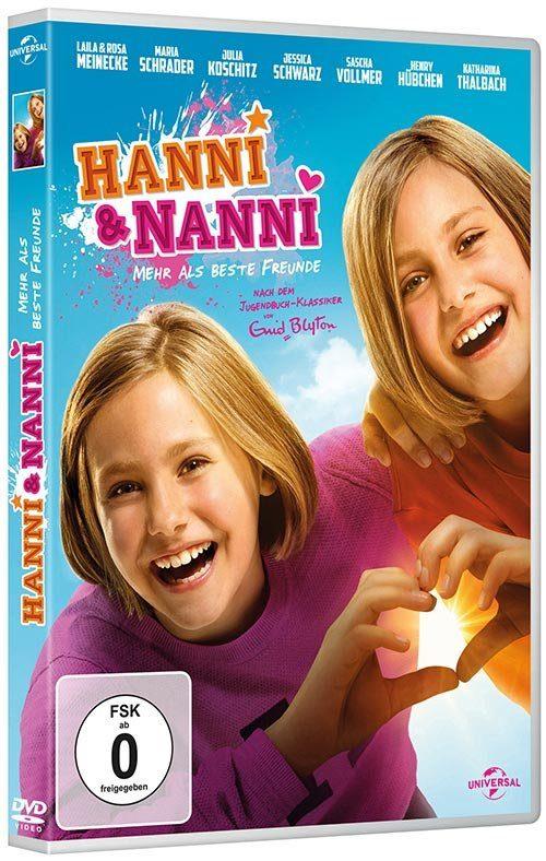 Universal DVD - Film »Bestseller - Hanni und Nanni - Mehr als beste Freu«