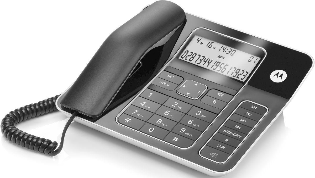 Motorola Telefon analog schnurgebunden »CT340«