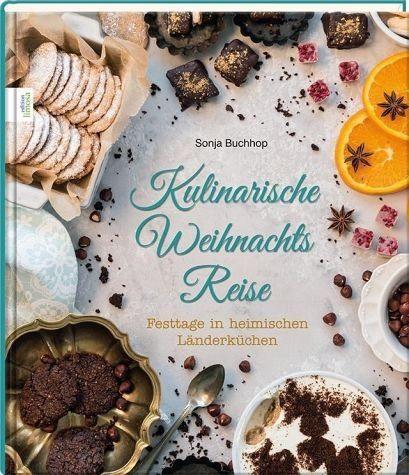 Gebundenes Buch »Kulinarische Weihnachts Reise«