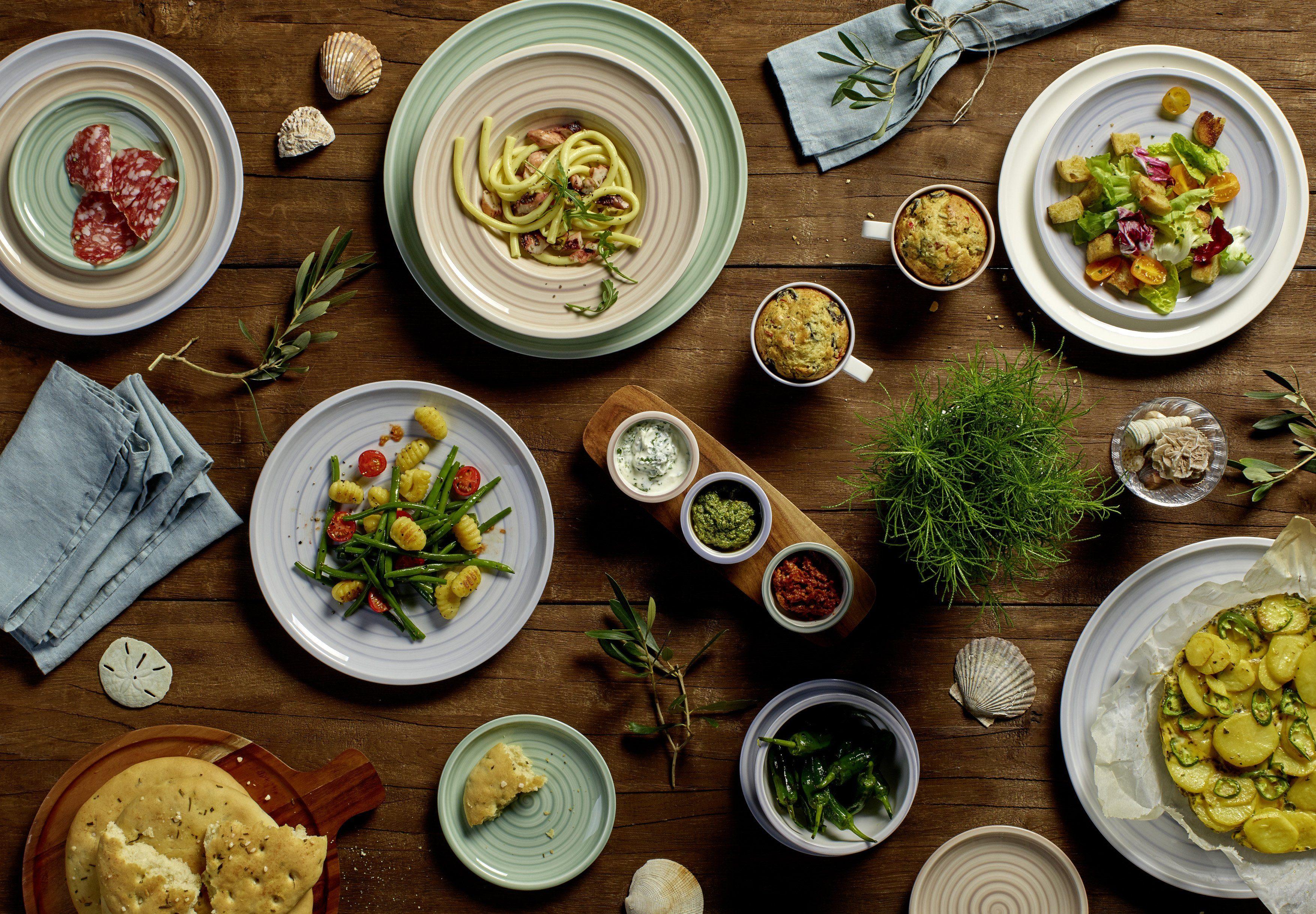 Villeroy & Boch Frühstücksteller »Artesano Nature Beige«