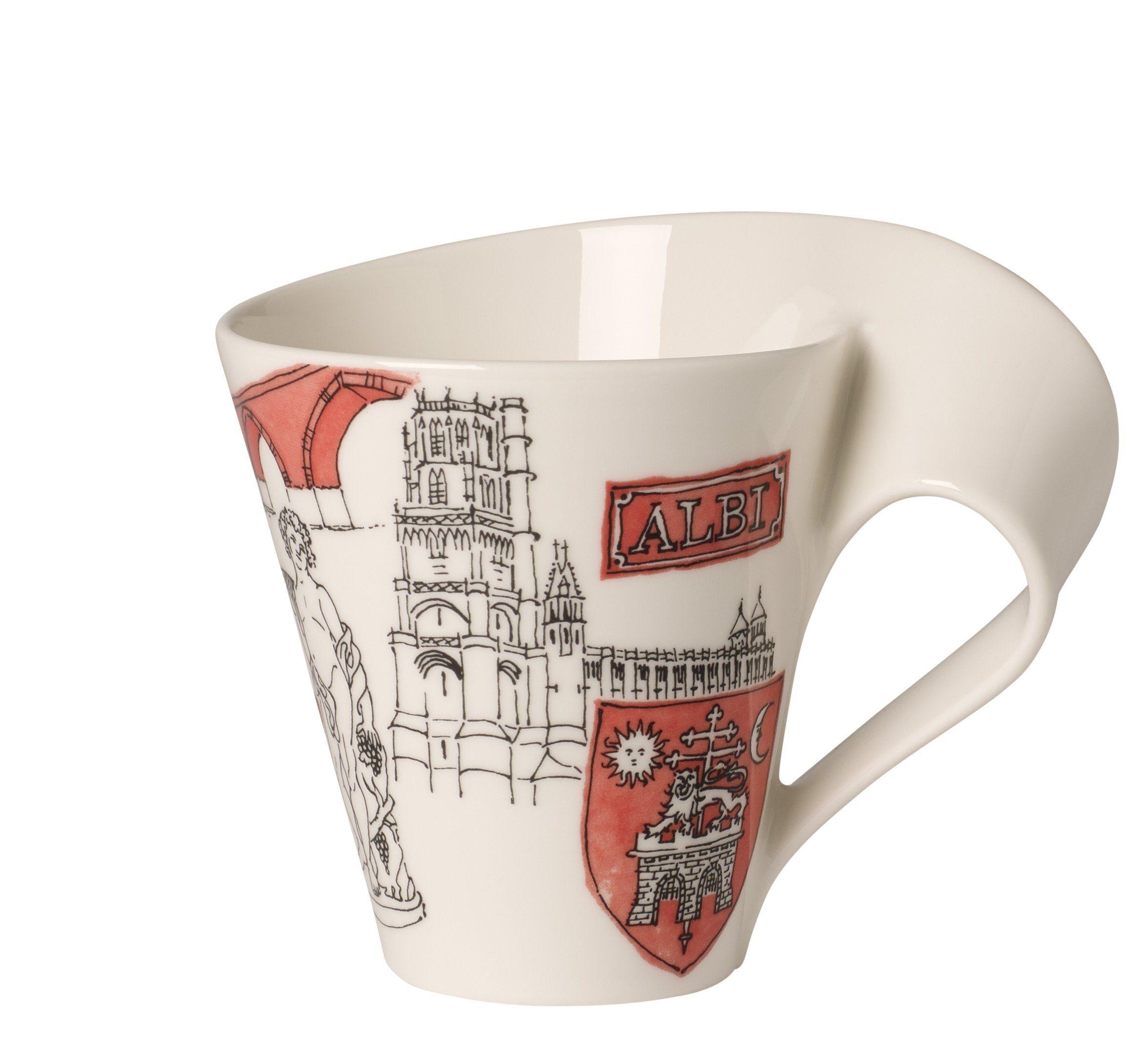 Villeroy & Boch Kaffeebecher Albi »Cities of the World«