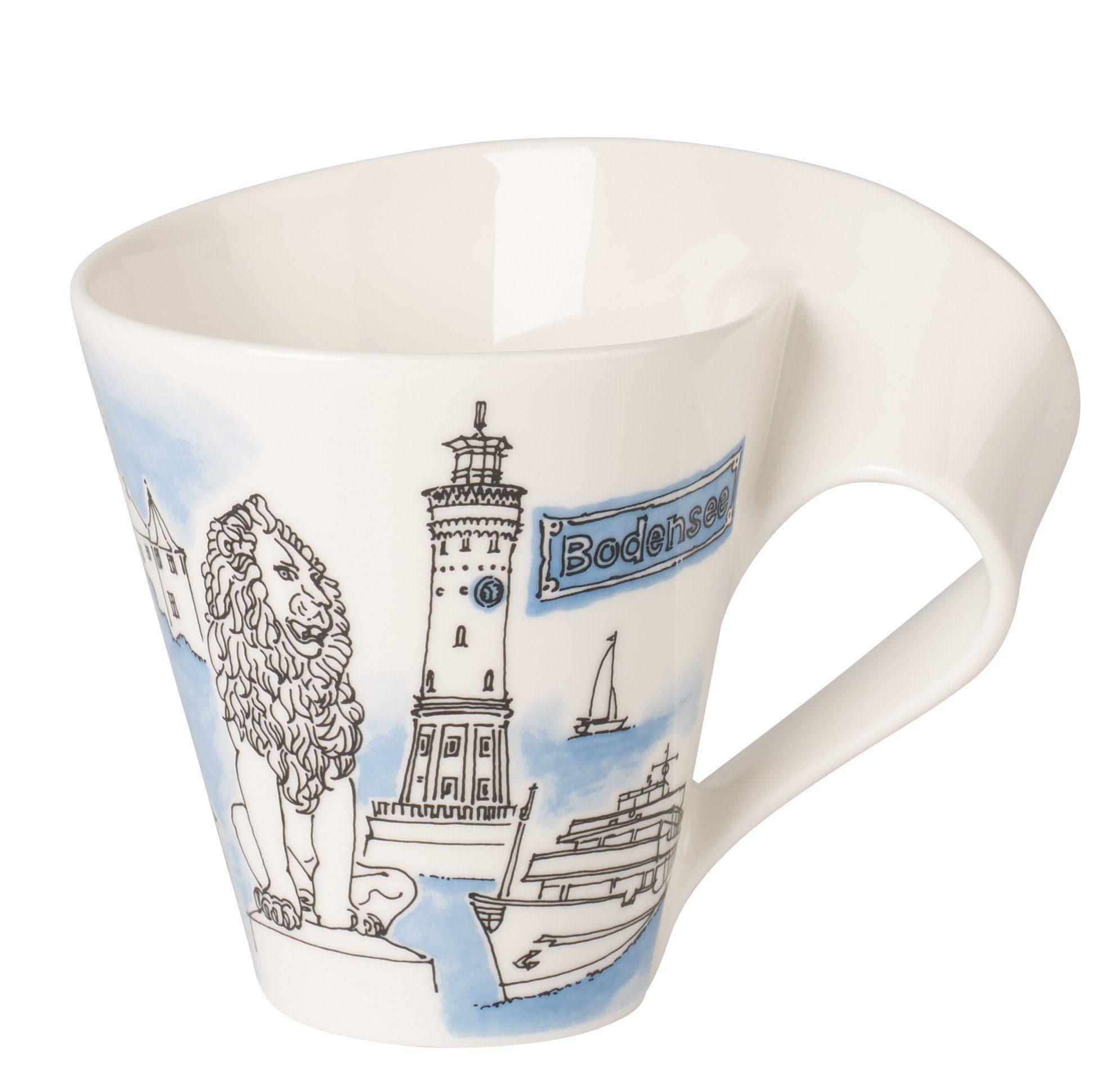 Villeroy & Boch Kaffeebecher Bodensee »Cities of the World«