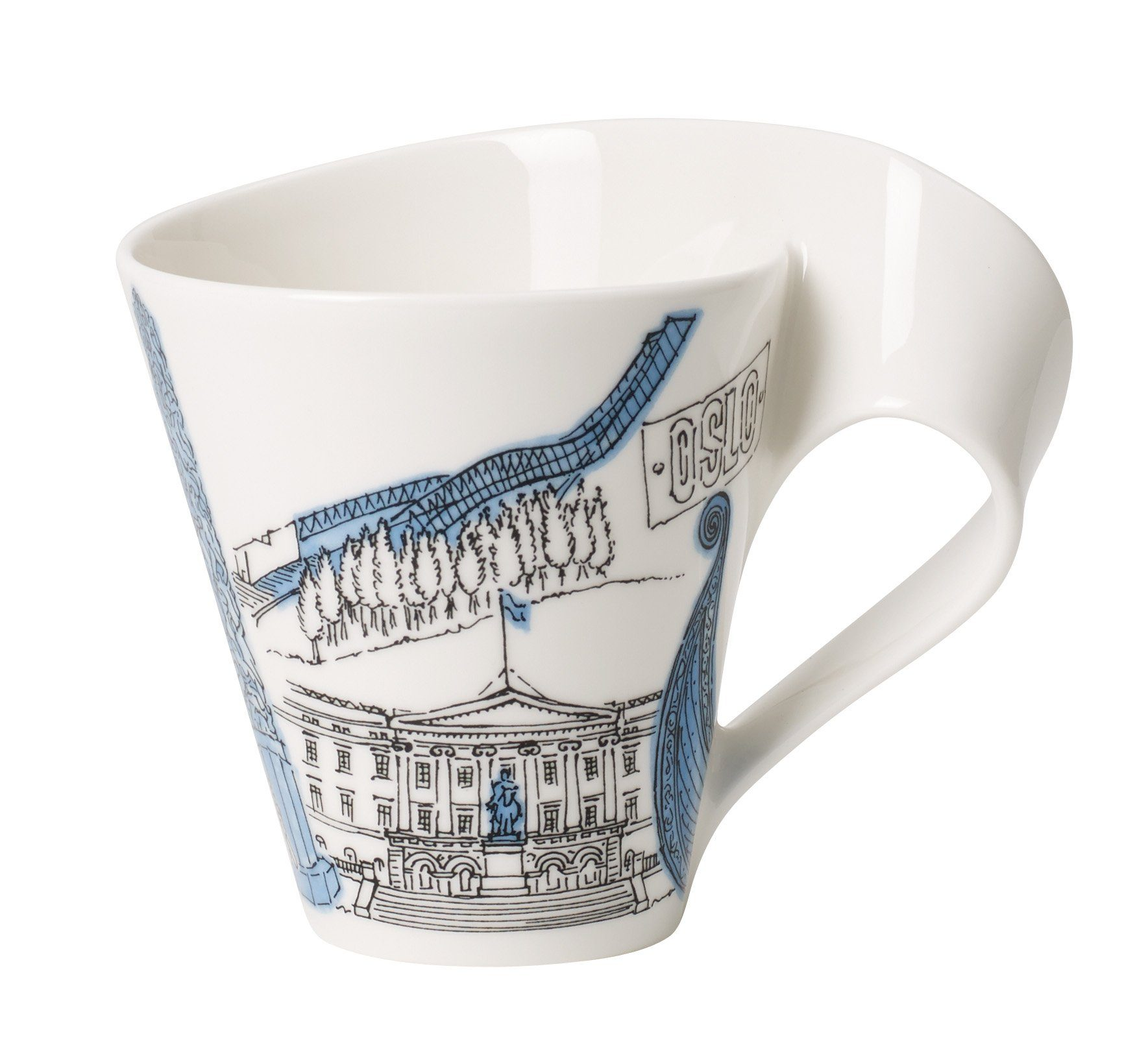 Villeroy & Boch Kaffeebecher Oslo »Cities of the World«