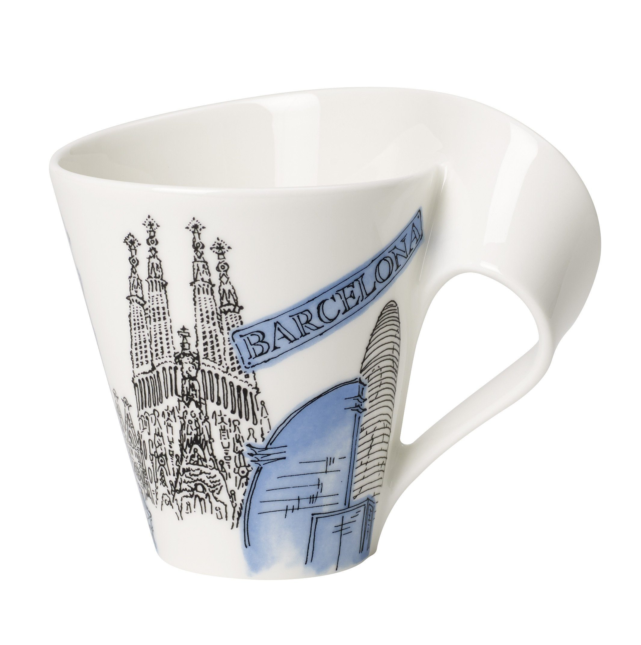 Villeroy & Boch Kaffeebecher Barcelona »Cities of the World«
