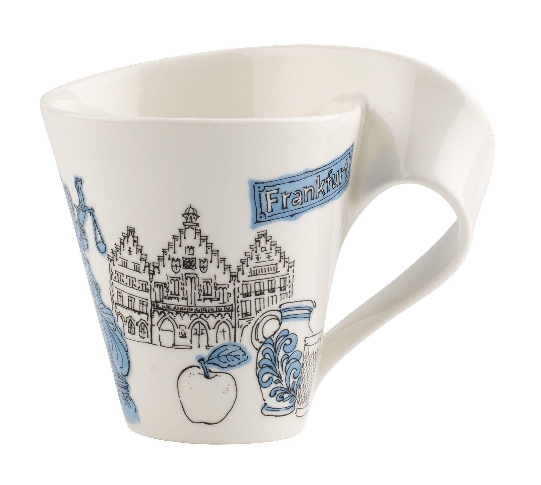 Villeroy & Boch Kaffeebecher Frankfurt »Cities of the World«